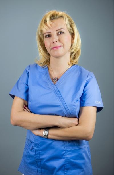 Dr Simona Preoteasa ortodontie