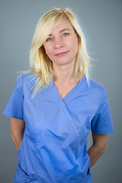 Dr Silvia Caplat